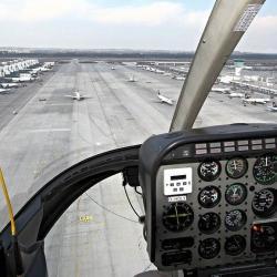 Survol aéroport en hélicoptère Paris