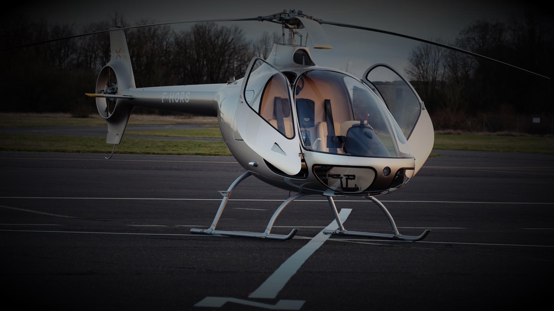 Hélicoptère Cabri G2 - Anti foudre