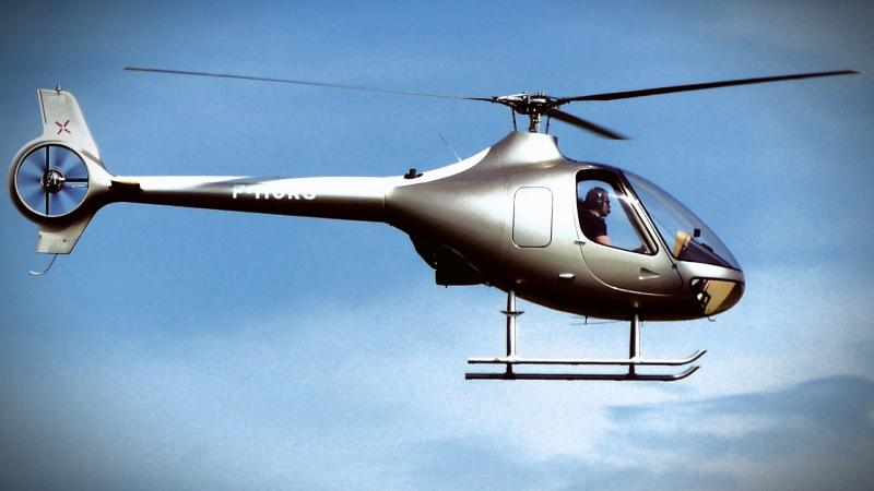 Cabri g2 helicoptere