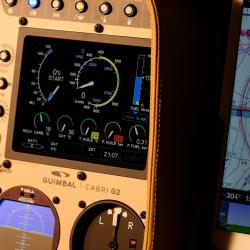 Glass Cockpit EPM - Hélicoptère Cabri G2