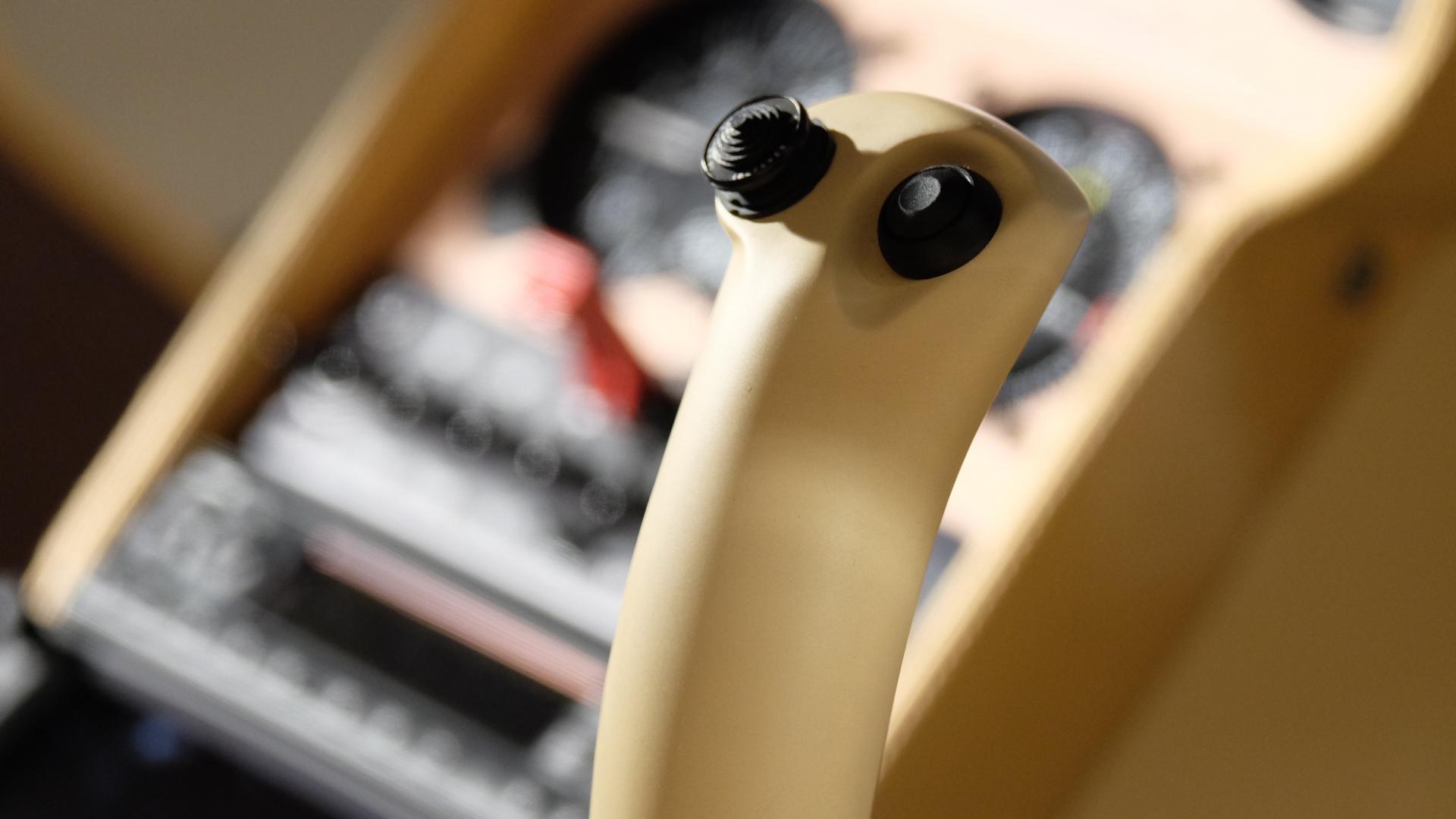 Trim électrique - Guimbal Cabri G2