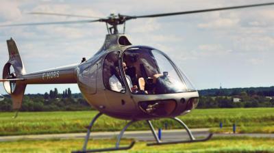 Cabri g2 pilote helico