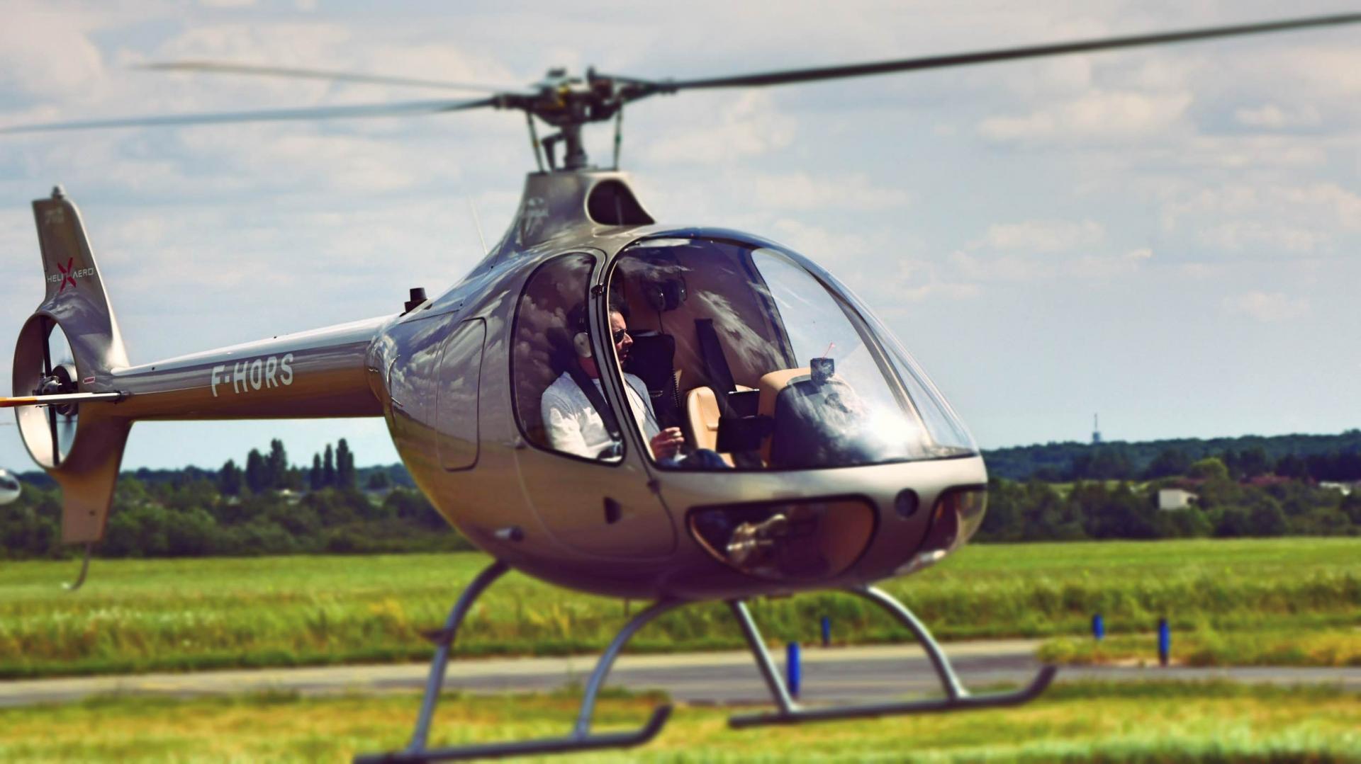 Cabri g2 pilote helicoptere