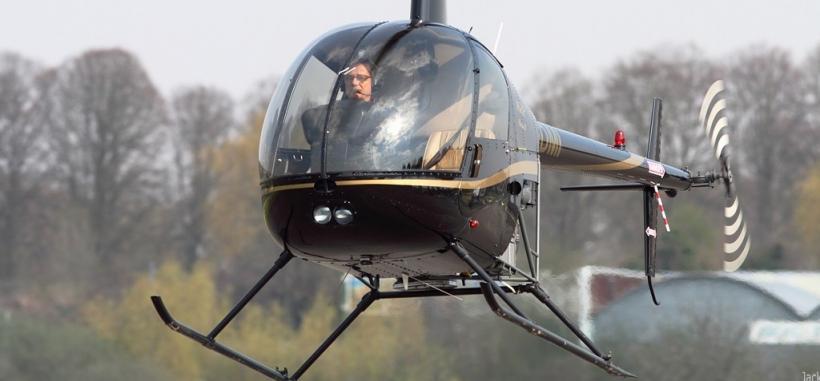 Helicoptere robinson r22 ecole de pilotage helicoptere region parisienne