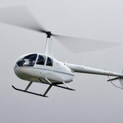 Robinson R44 - hélicoptère 4 places performant