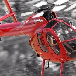 Hélicoptère MD à Notar