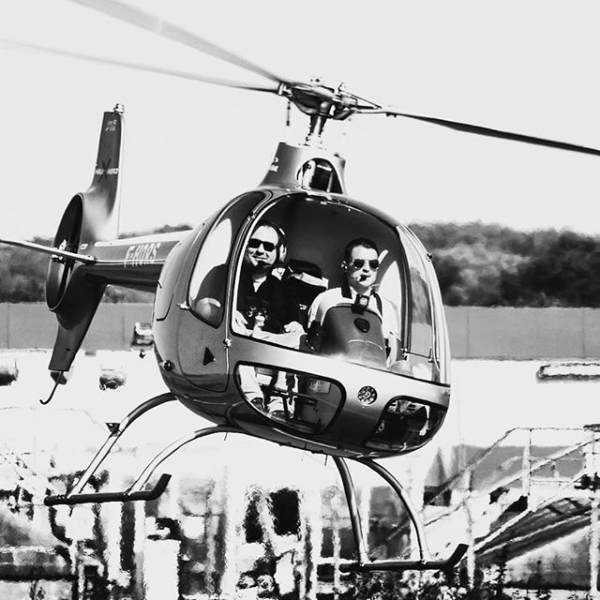 Piloter un helicoptere